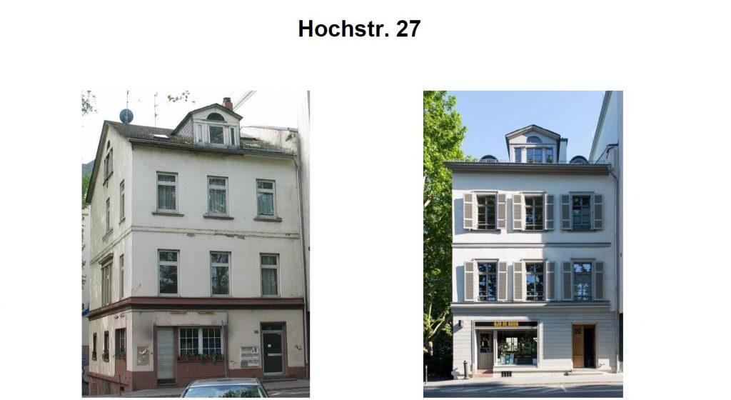 Hochstraße 27